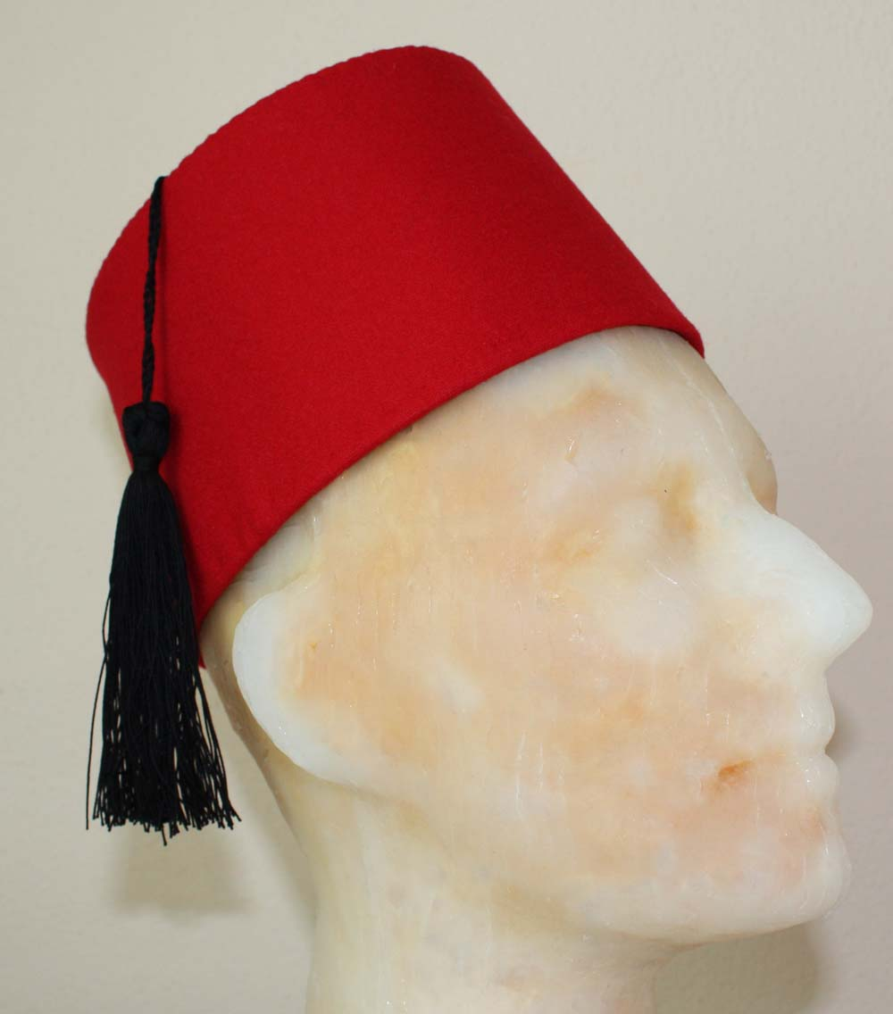 how to make a fez