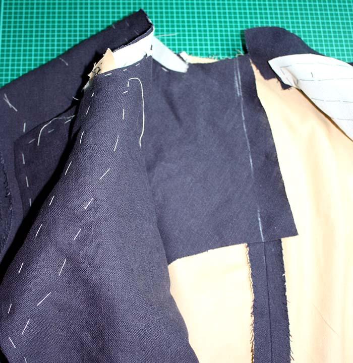1840s Tailcoat Part 2 / 1840er Tailcoat Teil 2 | BlackSnail-Blog