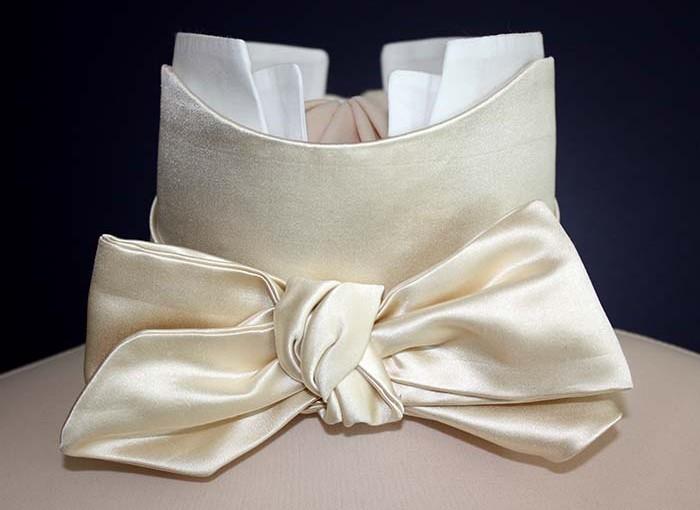 A 1830´s Stock Collar for my husband / Ein 1830er Stehkragen für meinen Mann