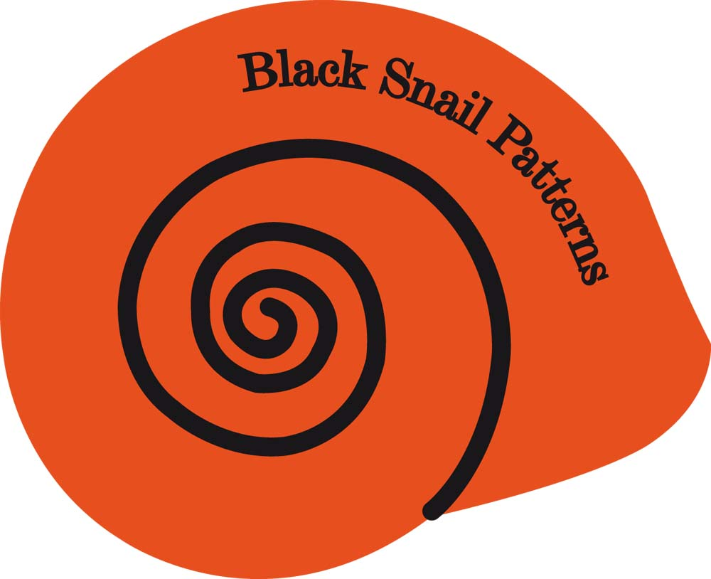 Black Snail Patterns - from past to present