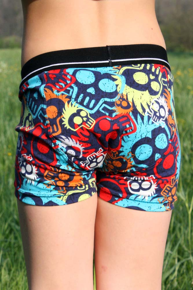 Boys Retro Short